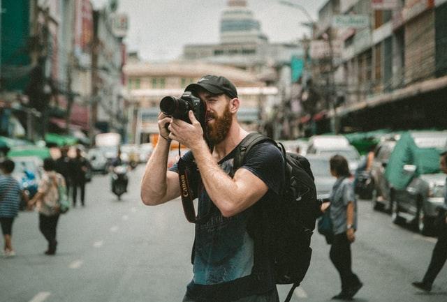 Gratis fotobewerkingsprogramma fotograaf